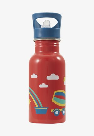 SPLISH SPLASH BOTTLE - Sportovní lahev - koi red
