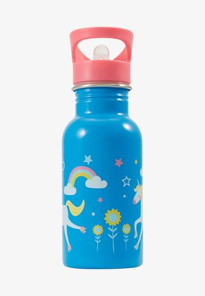 SPLISH SPLASH BOTTLE - Vattenflaska - motosu blue
