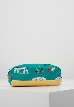 RECYCLED FABRIC CRAFTY PENCIL CASE - Penál - rhino ramble