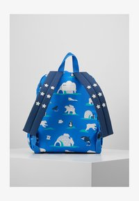 Frugi - RECYCLED FABRIC ADVENTURERS BACKPACK - Batoh - polar play - 1