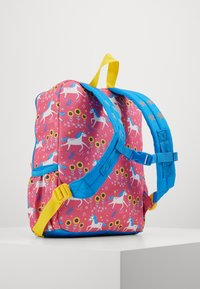 Frugi - ADVENTURERS BACKPACK UNICORN - Reppu - pink/ blue - 3