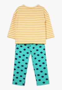 Frugi - LEONIE LOUNGEWEAR SET - Pyjama set - yellow - 1