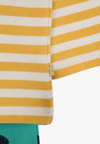 Frugi - LEONIE LOUNGEWEAR SET - Pyjama set - yellow - 4