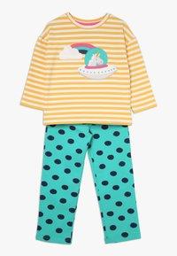 Frugi - LEONIE LOUNGEWEAR SET - Pyjama set - yellow - 0
