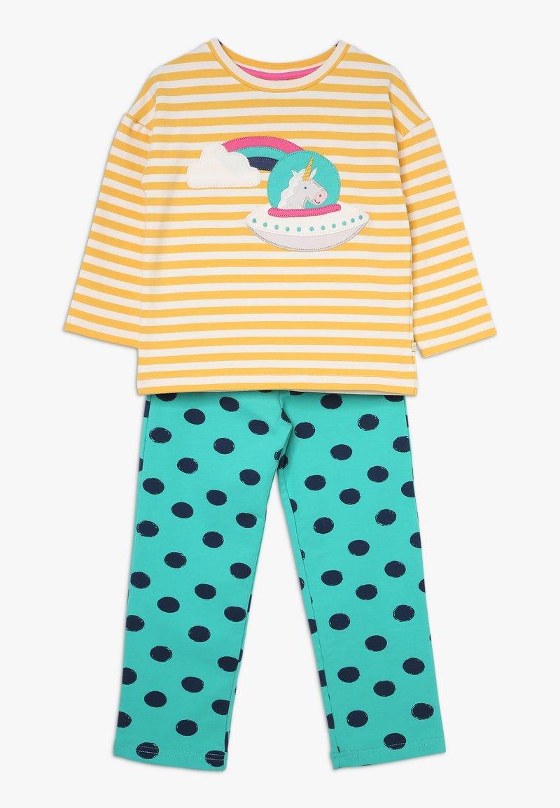 Frugi - LEONIE LOUNGEWEAR SET - Pyjama set - yellow