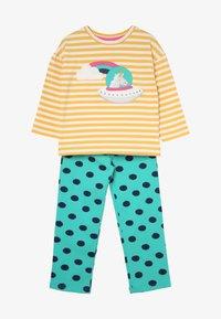 Frugi - LEONIE LOUNGEWEAR SET - Pyjama set - yellow - 3