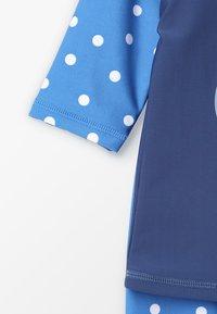 Frugi - KIDS SUN SAFE SET - Costume da bagno - marine blue - 5