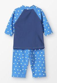 Frugi - KIDS SUN SAFE SET - Costume da bagno - marine blue - 1