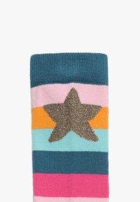 Frugi - ORGANIC COTTON HYGGE HIGH KNEE SOCKS IN RAINBOW UNICORN 2 PACK - Chaussettes hautes - multicolor - 3