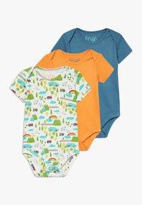 Frugi - RAINBOW BABY 3 PACK - Body - multicolor - 0
