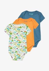 Frugi - RAINBOW BABY 3 PACK - Body - multicolor - 5