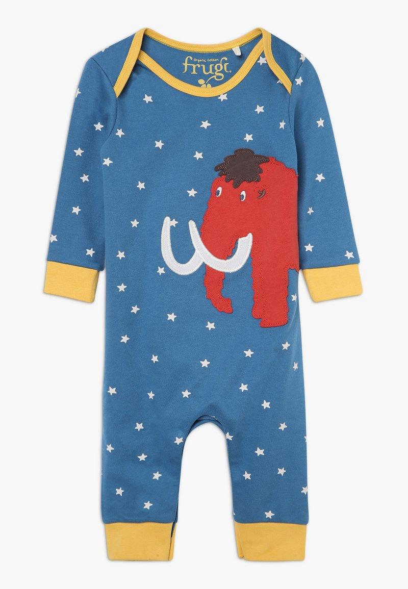 Frugi - CHARLIE ROMPER BABY - Pyjama - steely blue
