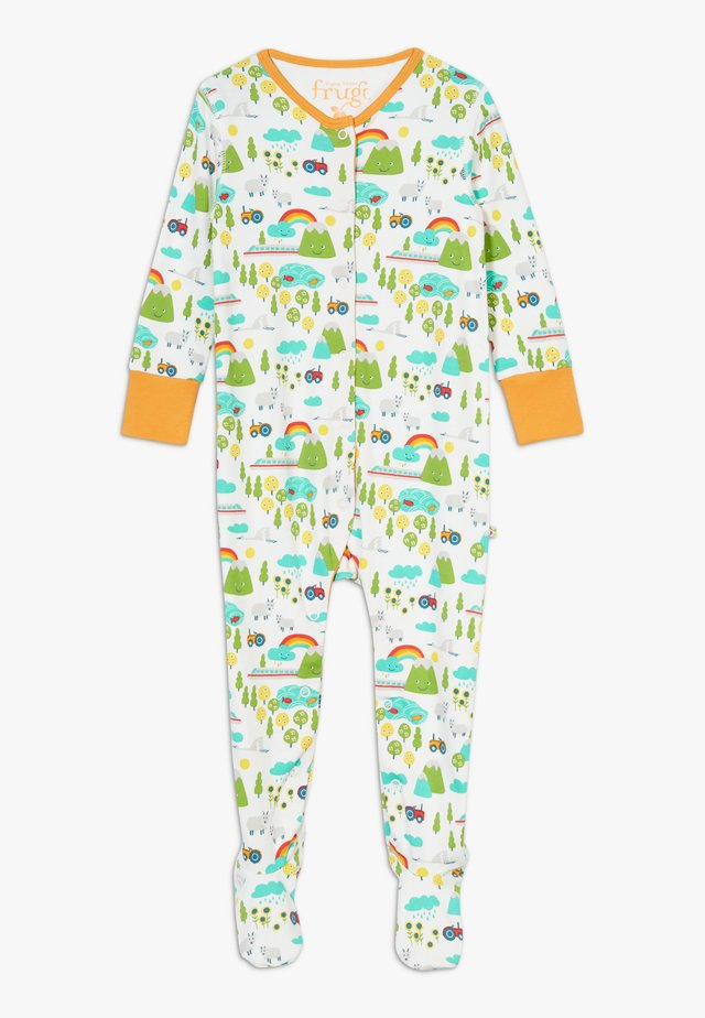 LOVELY BABYGROW RAINBOW - Pyjama - land of the rising sun