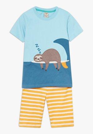 ZGREEN SLOTH  - Pyjama - bright sky/sloth