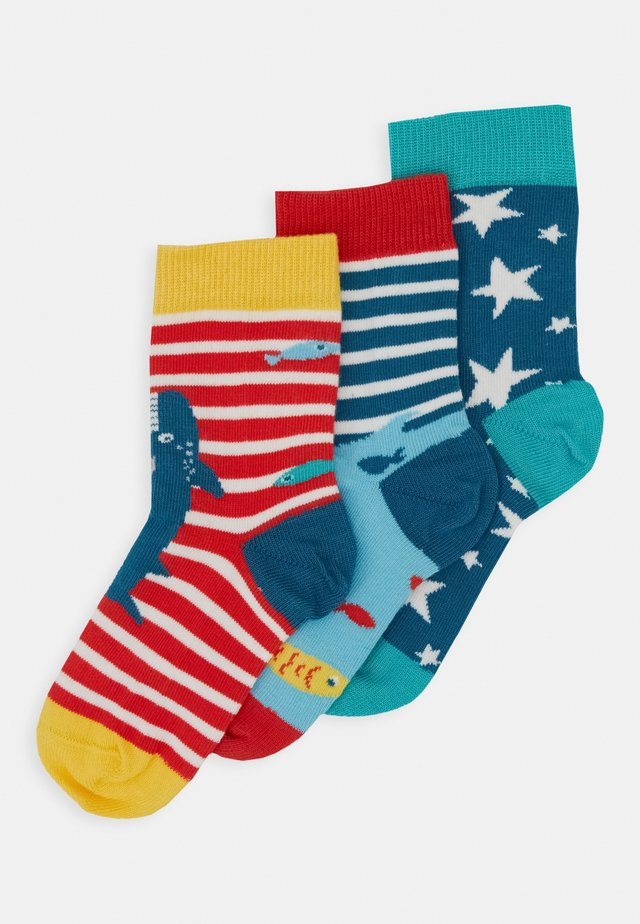 ROCK MY SOCKS UNISEX 3 PACK - Socks - multi-coloured