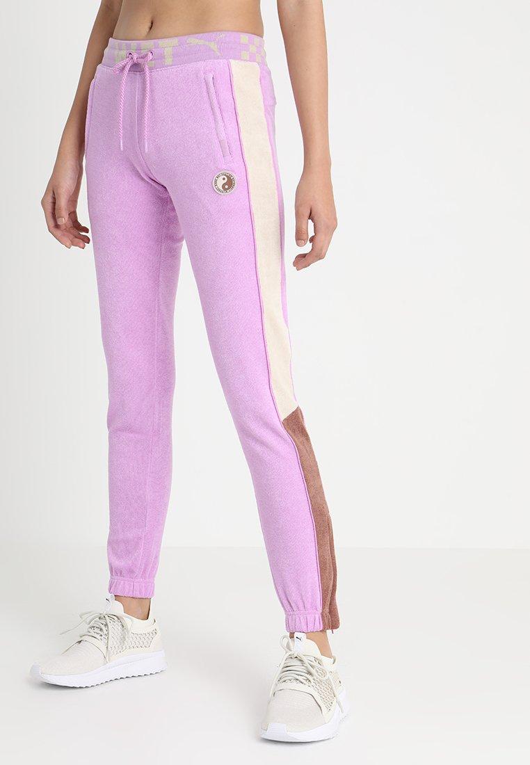 Fenty PUMA by Rihanna - FITTED TRACK PANT - Træningsbukser - violet