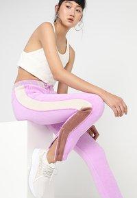 Fenty PUMA by Rihanna - FITTED TRACK PANT - Træningsbukser - violet - 3