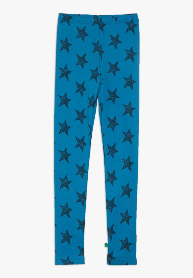 STAR - Leggings - deep blue