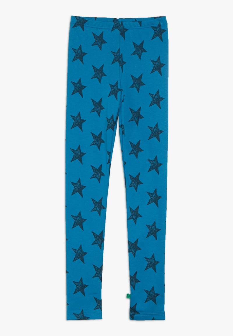 Fred's World by GREEN COTTON - STAR - Leggings - deep blue