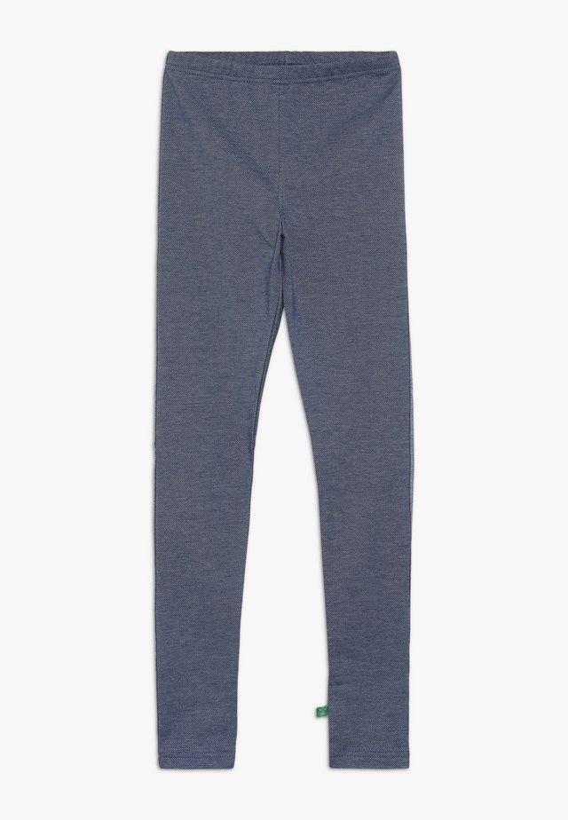 Leggings - Trousers - denim