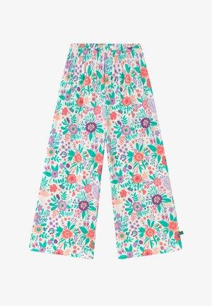 ALOHA  - Pantalon classique - white