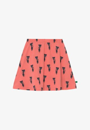 CATS EXCLUSIVE - A-line skirt - choral