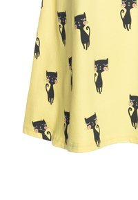 Fred's World by GREEN COTTON - CATS DRESS - Žerzejové šaty - yellow - 2