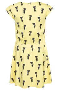 Fred's World by GREEN COTTON - CATS DRESS - Žerzejové šaty - yellow - 1