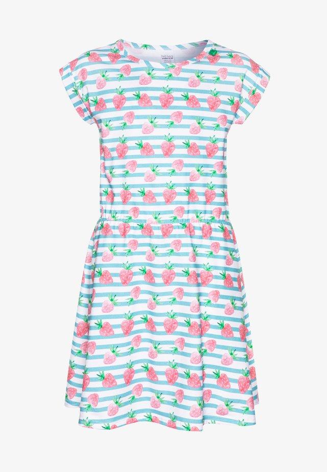 STRAWBERRY  - Sukienka z dżerseju - pink
