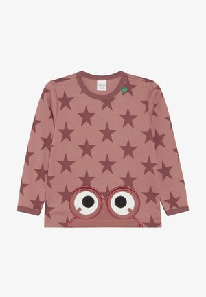 STAR PEEP  - Long sleeved top - dream rose