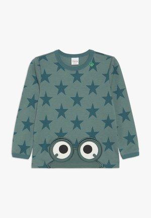 STAR PEEP  - T-shirt à manches longues - dream green