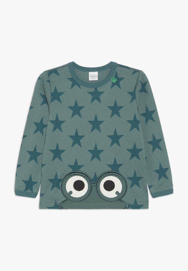 STAR PEEP  - Long sleeved top - dream green