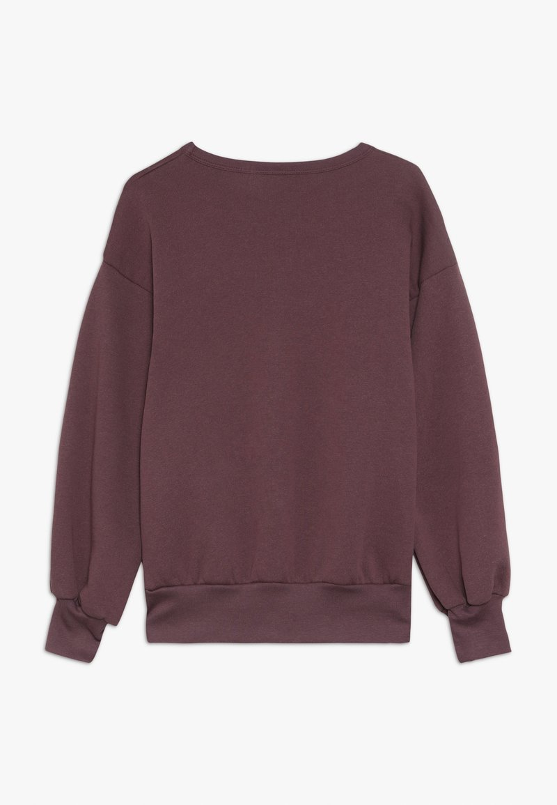 Fred's World by GREEN COTTON - GIRL - Sweatshirt - plum purple
