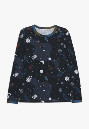 SPACE  - T-shirt à manches longues - midnight