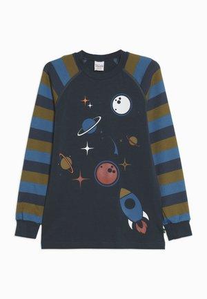 SPACE RAGLAN  - T-shirt à manches longues - midnight
