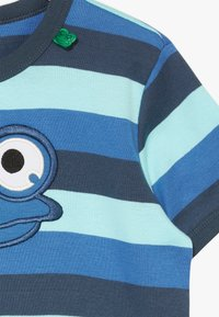 Fred's World by GREEN COTTON - ZGREEN HELLO FRED - Triko spotiskem - blue - 4