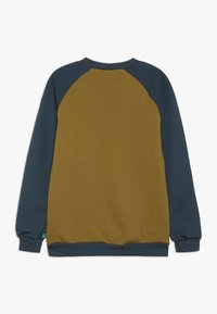 Fred's World by GREEN COTTON - HELLO - Collegepaita - dark olive - 1