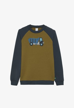CRANE  - Sweatshirts - dark olive