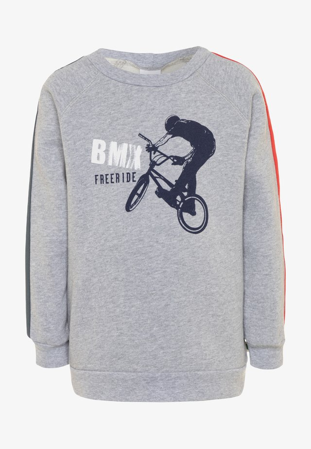 BMX FREE RIDE  - Mikina - pale/grey marl