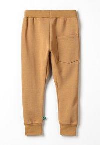 Fred's World by GREEN COTTON - ZGREEN PANTS - Teplákové kalhoty - desert brown - 1