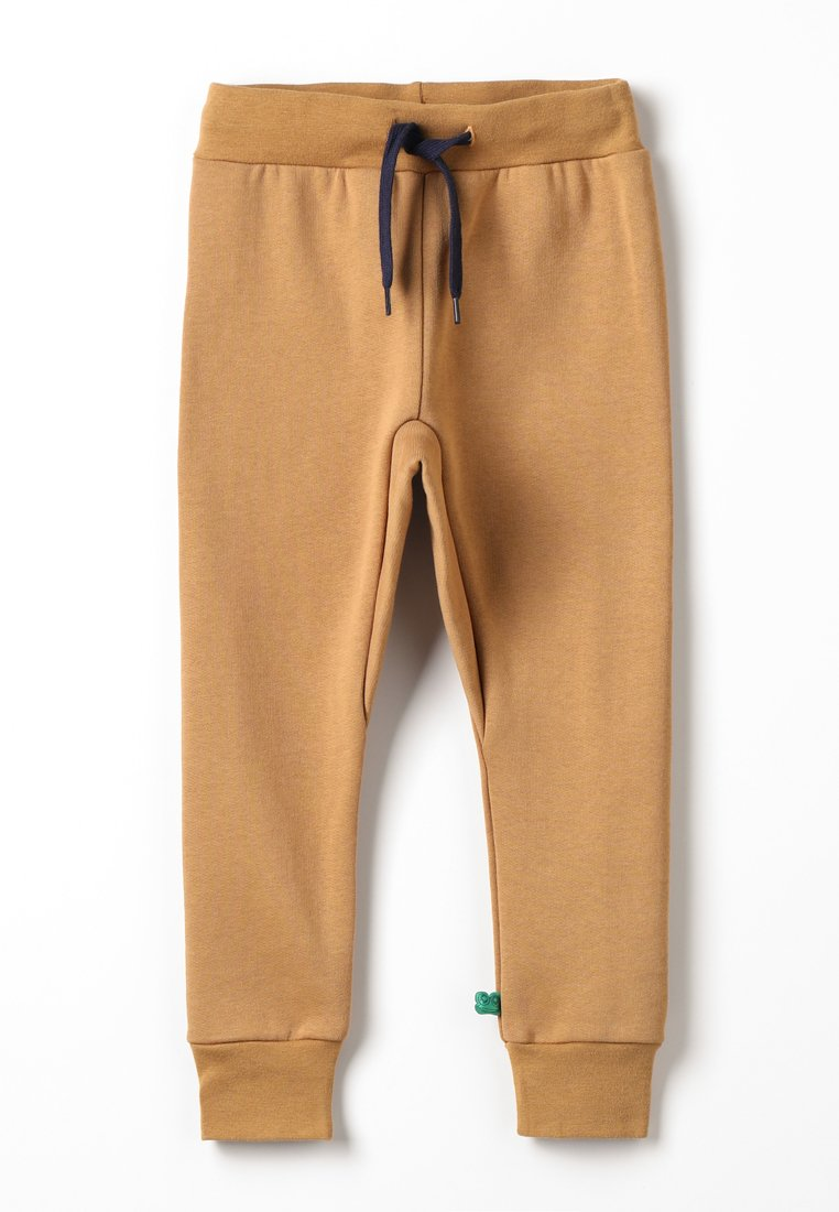 Fred's World by GREEN COTTON - ZGREEN PANTS - Tracksuit bottoms - desert brown