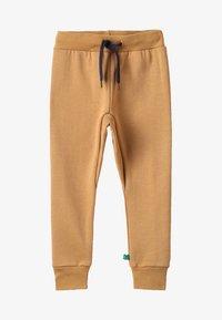 Fred's World by GREEN COTTON - ZGREEN PANTS - Teplákové kalhoty - desert brown - 3