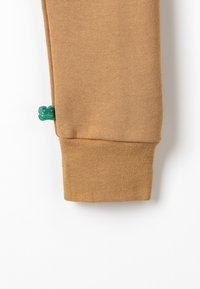 Fred's World by GREEN COTTON - ZGREEN PANTS - Teplákové kalhoty - desert brown - 2