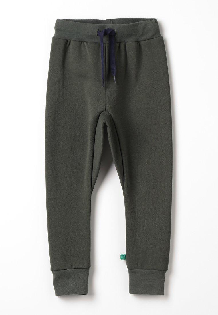 Fred's World by GREEN COTTON - ZGREEN PANTS - Teplákové kalhoty - dark green