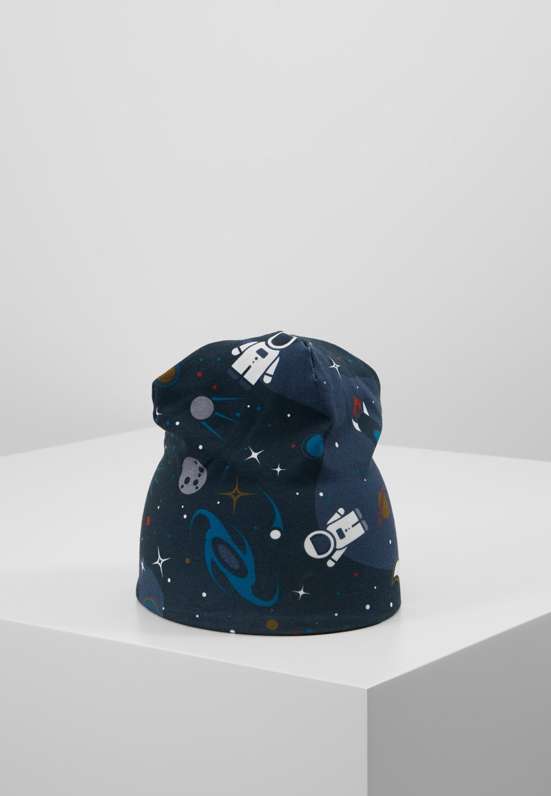 Fred's World by GREEN COTTON - SPACE BEANIE - Mössa - midnight