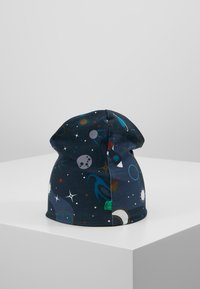 Fred's World by GREEN COTTON - SPACE BEANIE - Muts - midnight - 3