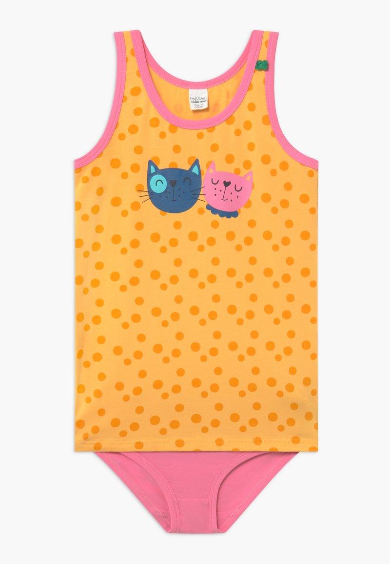 Fred's World by GREEN COTTON - CATS EXCLUSIVE - Sada spodního prádla - pink