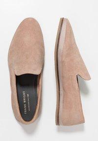 Frank Wright - TARN - Slip-ons - dusty pink - 1