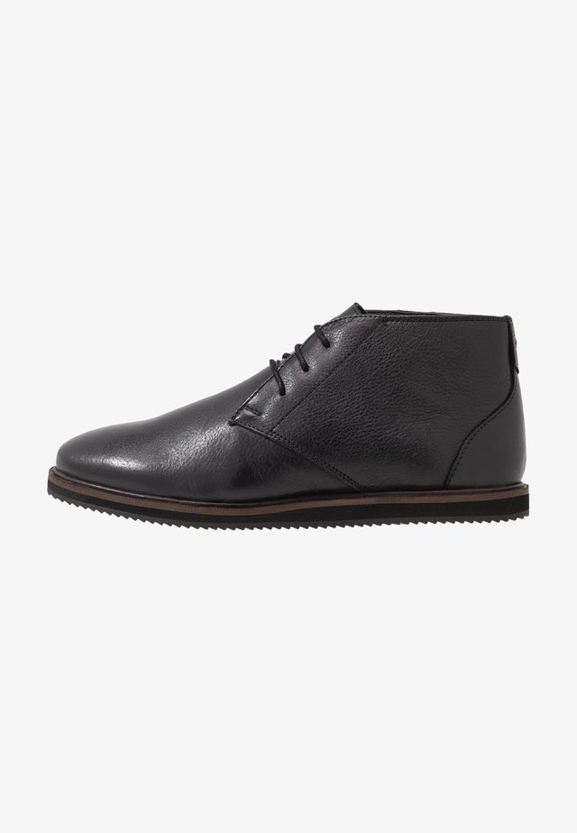 BAXTER  - Casual lace-ups - black
