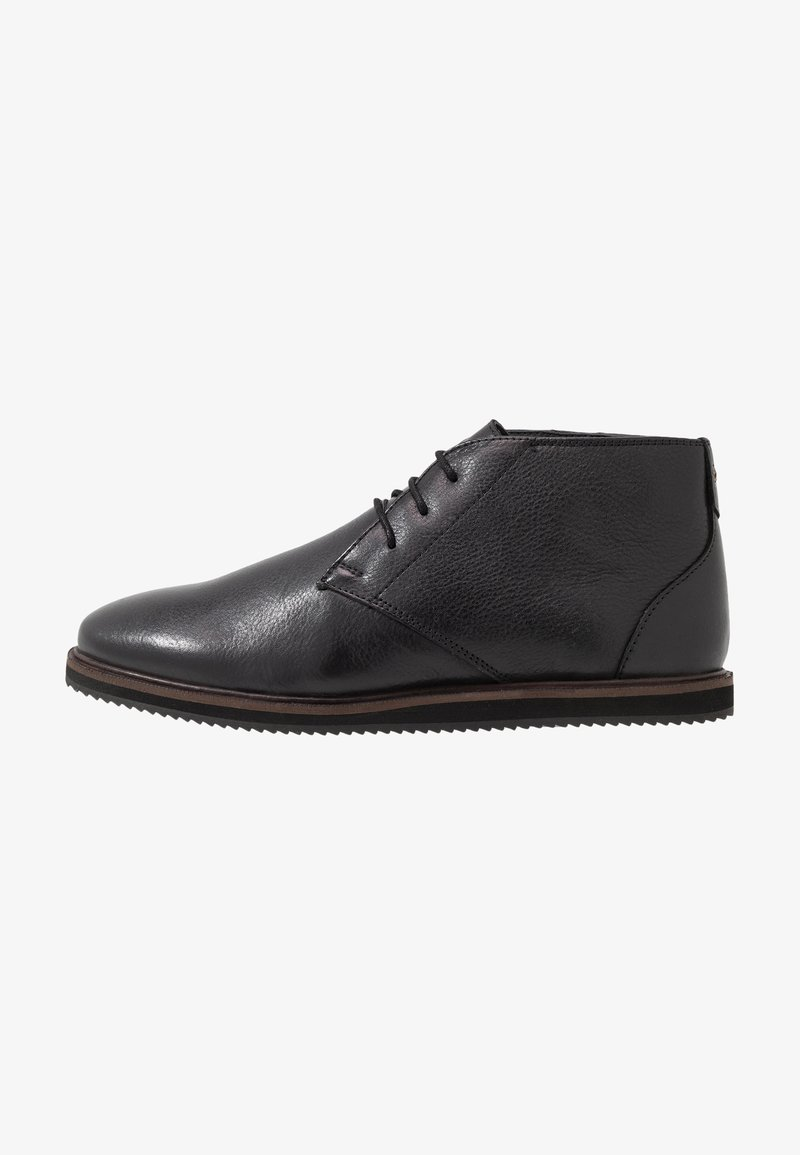 Frank Wright - BAXTER  - Casual lace-ups - black
